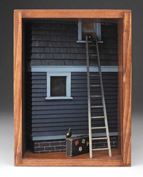 Shadowboxes by David Montgomery