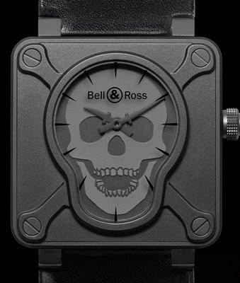 Instrument BR 01 Airborne Talisman Watch