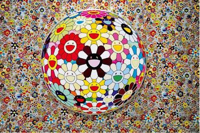 murakami flower ball