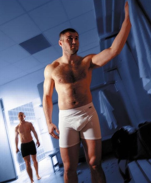 English rugby star Ben Cohen