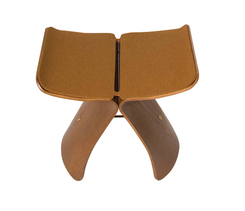 pad for butterfly stool