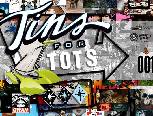 tins for tots