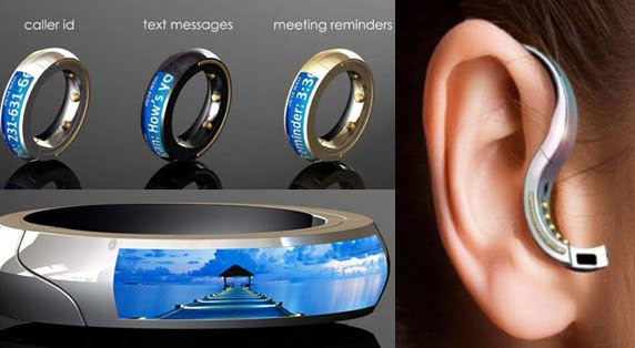 If It's Hip, It's Here (Archives): Hot New Hi-Tech Jewelry ...