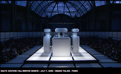 CHANEL Fall Couture 2009 Grand Palais