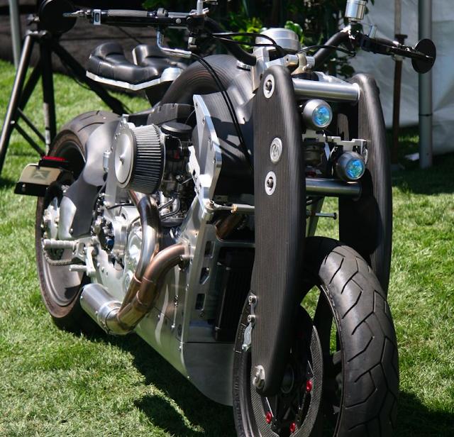 The 2010 B120 Wraith