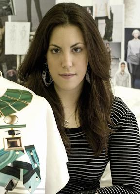 Mary Katrantzou 2008