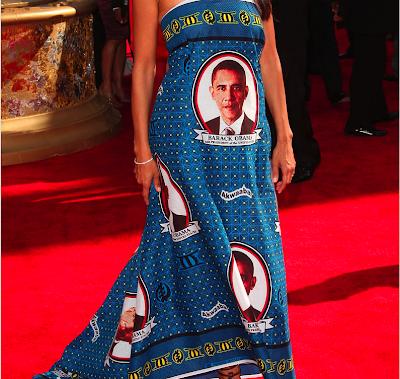 bad obama dress
