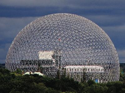 Buckminster Fuller's Geodesic Dome