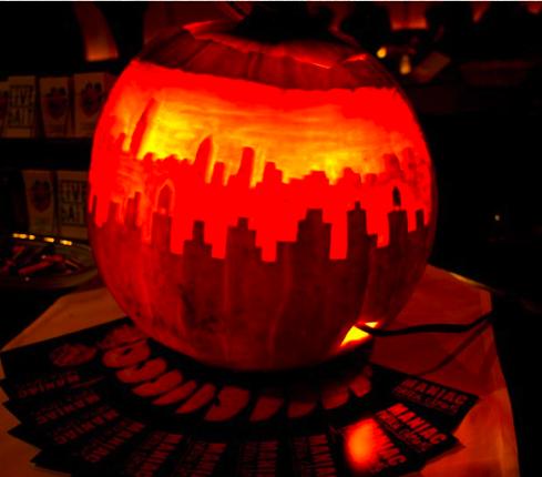 skyline pumpkin