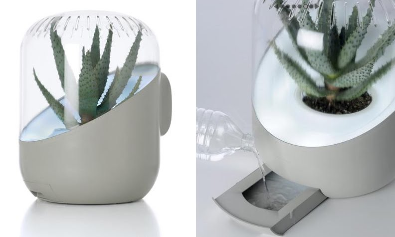 modern air purifier design