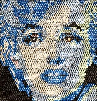 Mosaics Made With Gemstones