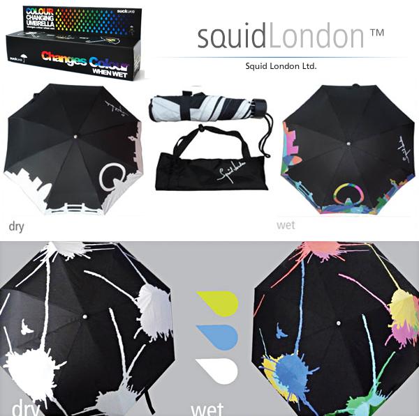 squid london umbrellas