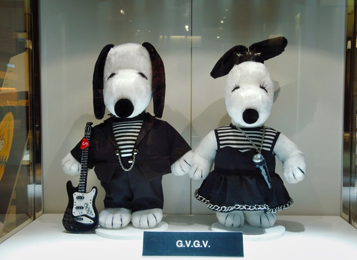 snoopy & belle GVGV
