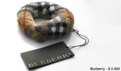 Burberry bagel