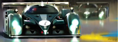 John Paul Gregory, Le Mans One-Two