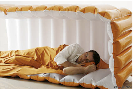 Air Bed Bed Plans King