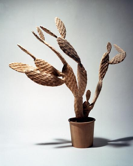 Ricky Swallow Wood Sculptures