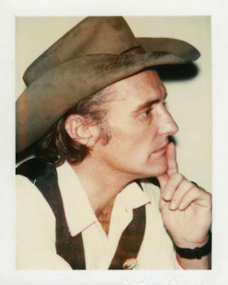 Andy Warhol, Polaroid of Dennis Hopper