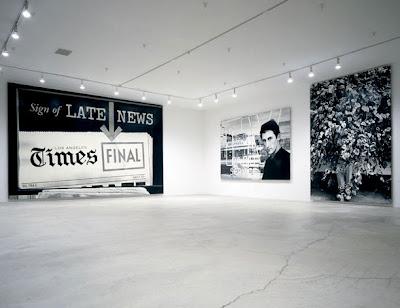 Dennis Hopper exhibit