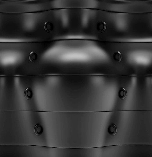 4 Vase Dresser by Latvian designer Stanislav Katz on if it's hip, it's here