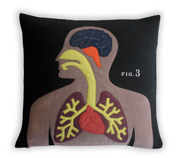 heather lins throw pillows