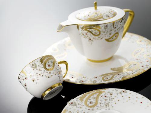 Persia pattern dinnerware