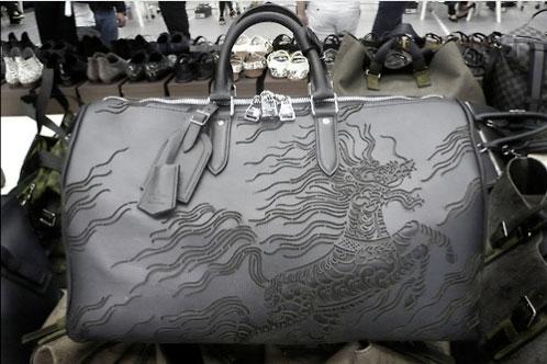 Scott Campbell bag for LV