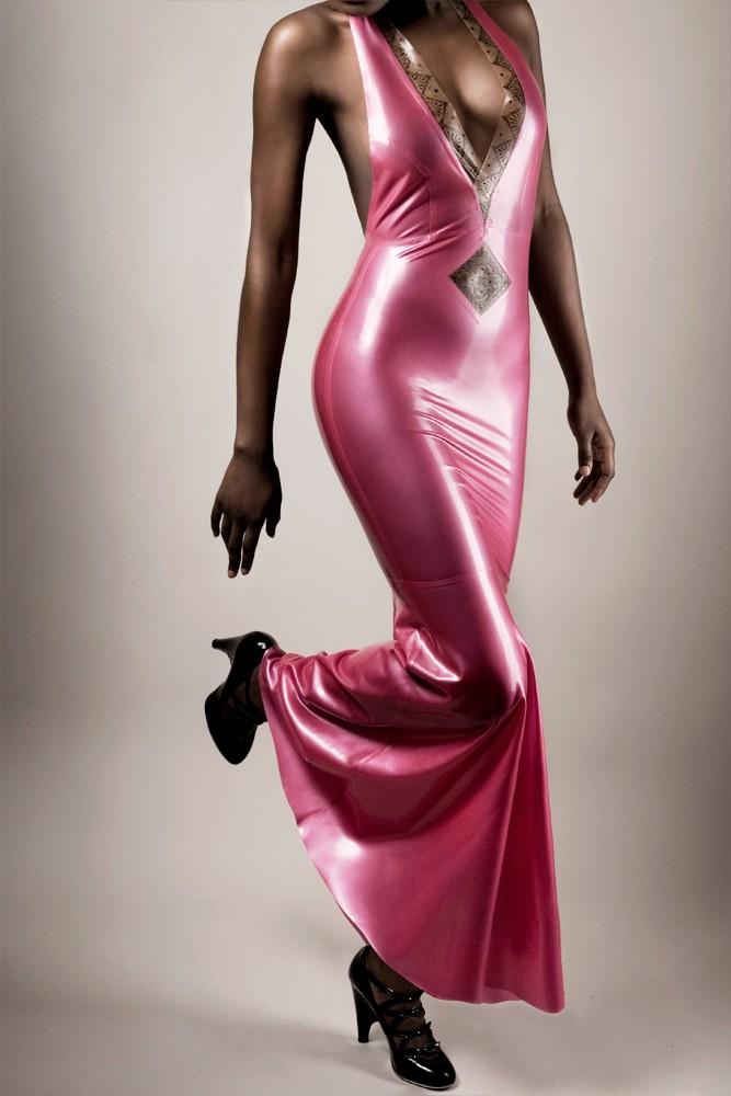 Fashion Transparent Tops