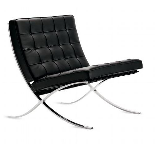 Ludwig Mies van der Roheu0027s Barcelona Chair and Stool (1929) originally created to furnish his German Pavilion at the International Exhibition in ...  sc 1 st  If Itu0027s Hip Itu0027s Here - blogger & If Itu0027s Hip Itu0027s Here (Archives): Classic Barcelona Chair Gets ... islam-shia.org