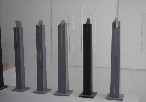 If It's Hip, It's Here (Archives): Sculptor Hubert Reiber ...