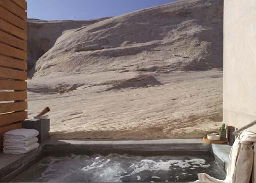 The Amangiri Resort And Spa Brings Modern Luxury To