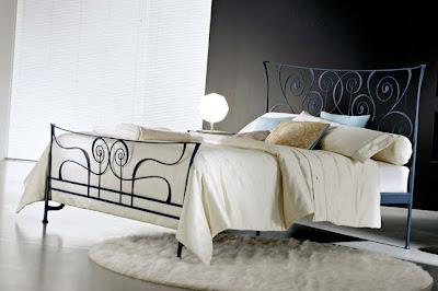 Modern Amp Ornate Hand Forged Iron Beds From Ciacci Of Italy