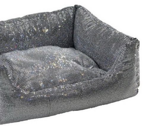 blingmania luxus dog bed