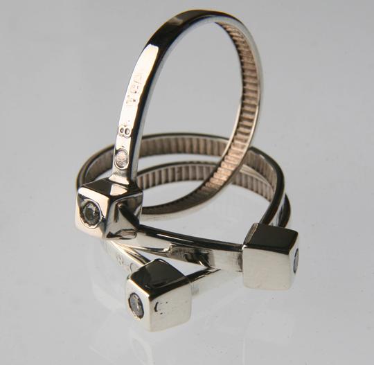 Actual Diamond Ring