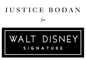 justice bodan for walt disney signature