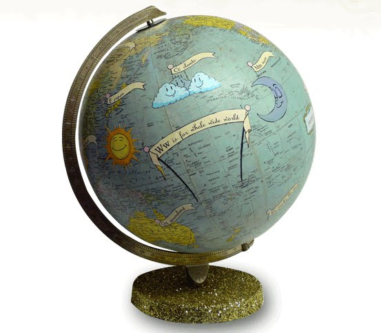 If Its Hip Its Here Archives Vintage Globes Get Fun