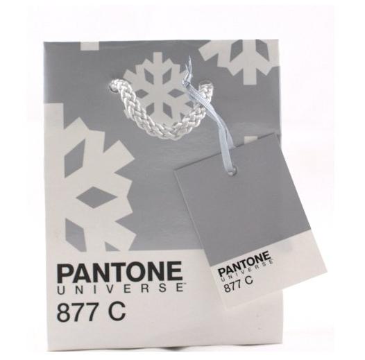 pantone snowflake bag
