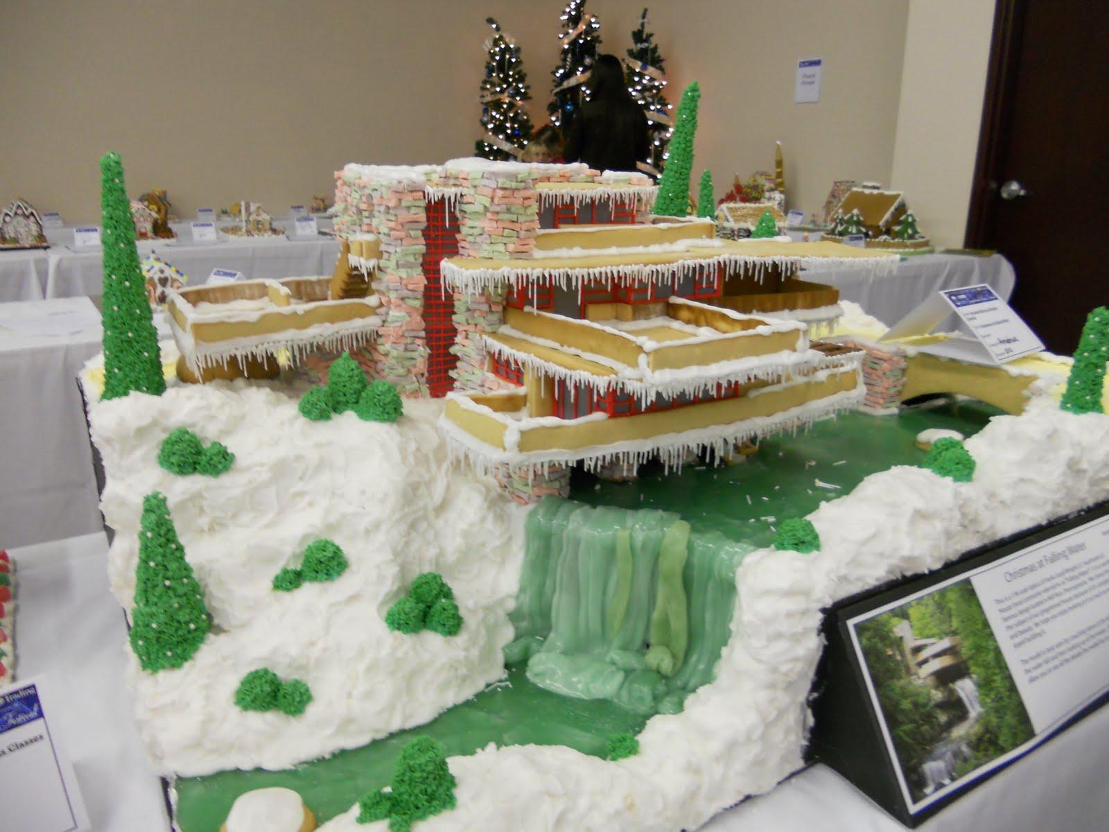 Architectural Cake Model Concept