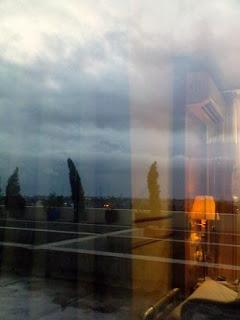 Weekend Reflections | Hospital Window