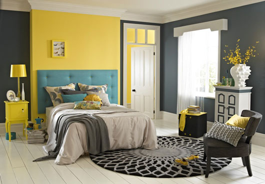 Brighton Beach: Interior Design Decorating With Bright