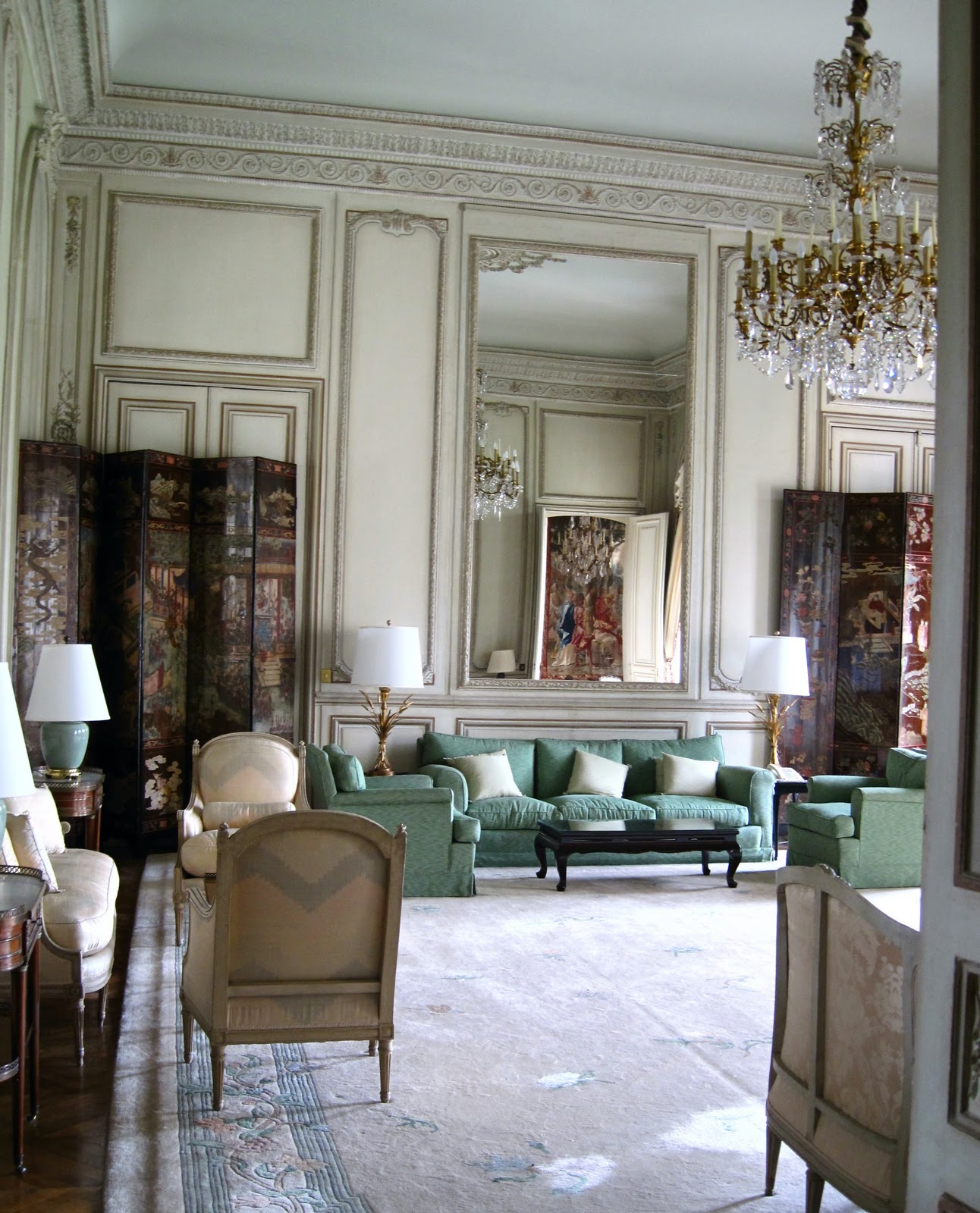 ParisEncore: Visiting The Embassy & Ambassador's Residence~