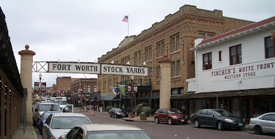Where S Chuck Fort Worth Stockyards