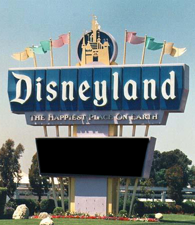 Old Disneyland Entrance