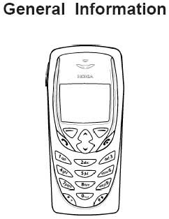 . Mobile Phone Guide .: Nokia NHM–7 8310 Service Manual