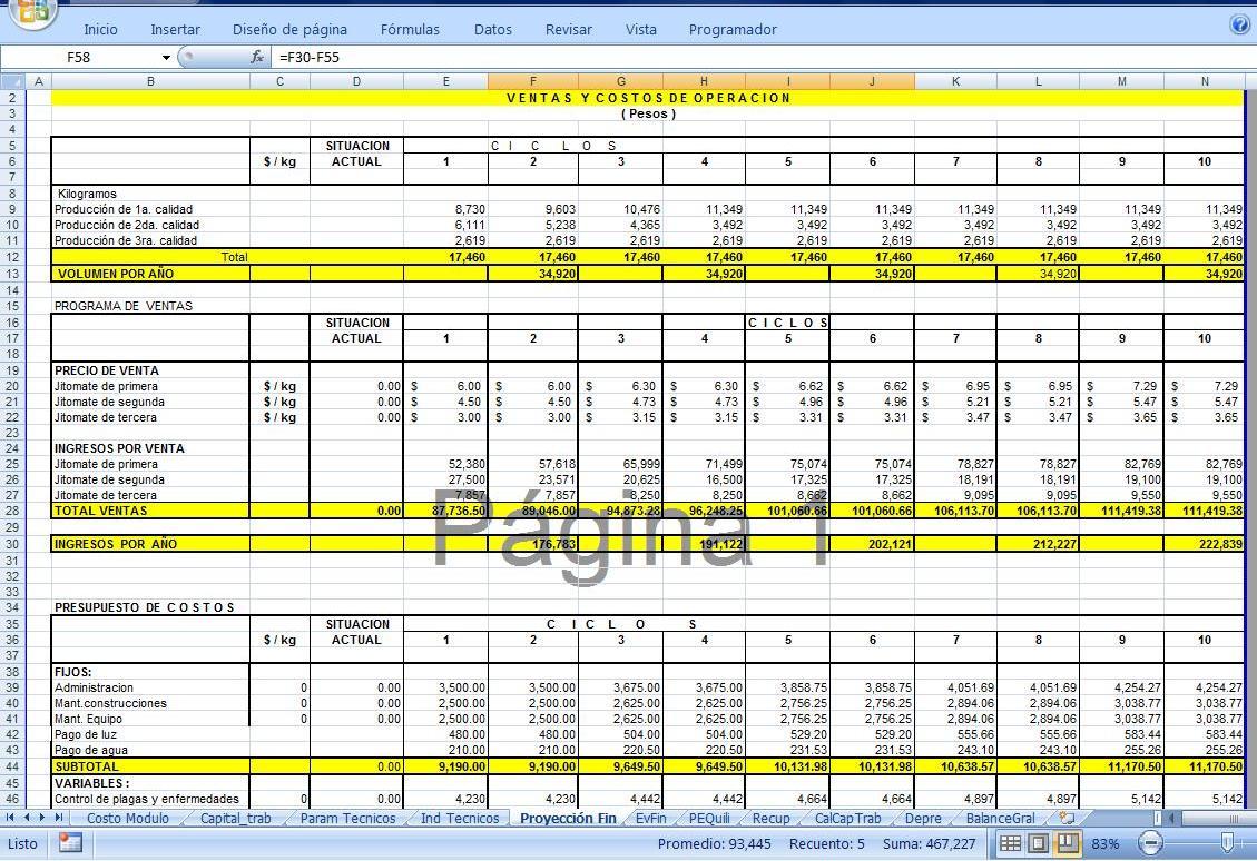 Formato De Calculo De Prestaciones Laborales En Honduras Excel