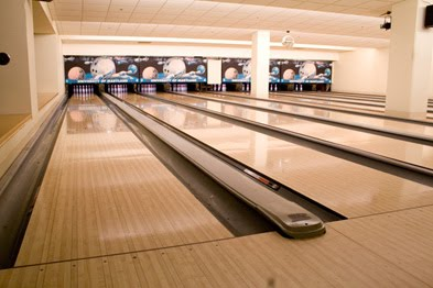 Born To Be A Bowler: The Dimension of Bowling Lane