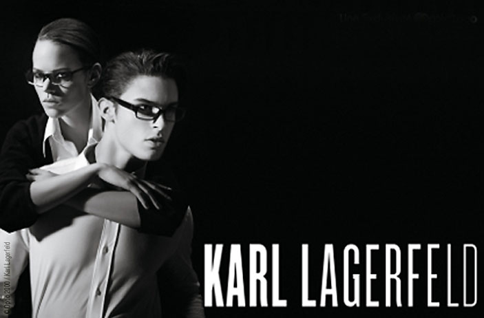 43602b1ba76deb Lunettes Karl Lagerfeld chez Optic 2000 - MaxiTendance