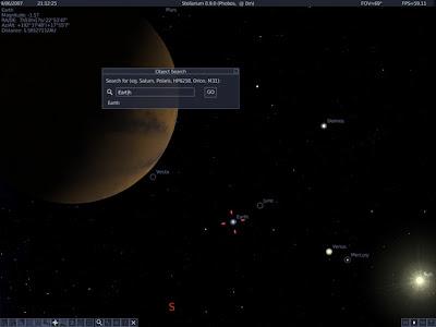 gratuitement stellarium 0.9