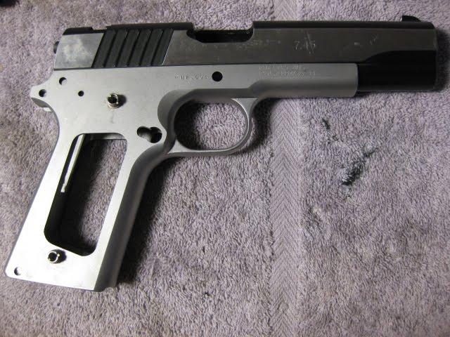 Alternative Firearm Coatings Cerakote And Duracoat