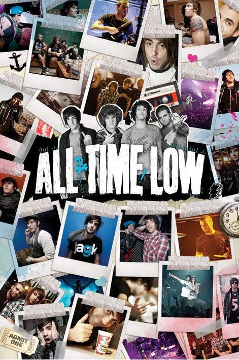 andy s a2 media blog all time low poster